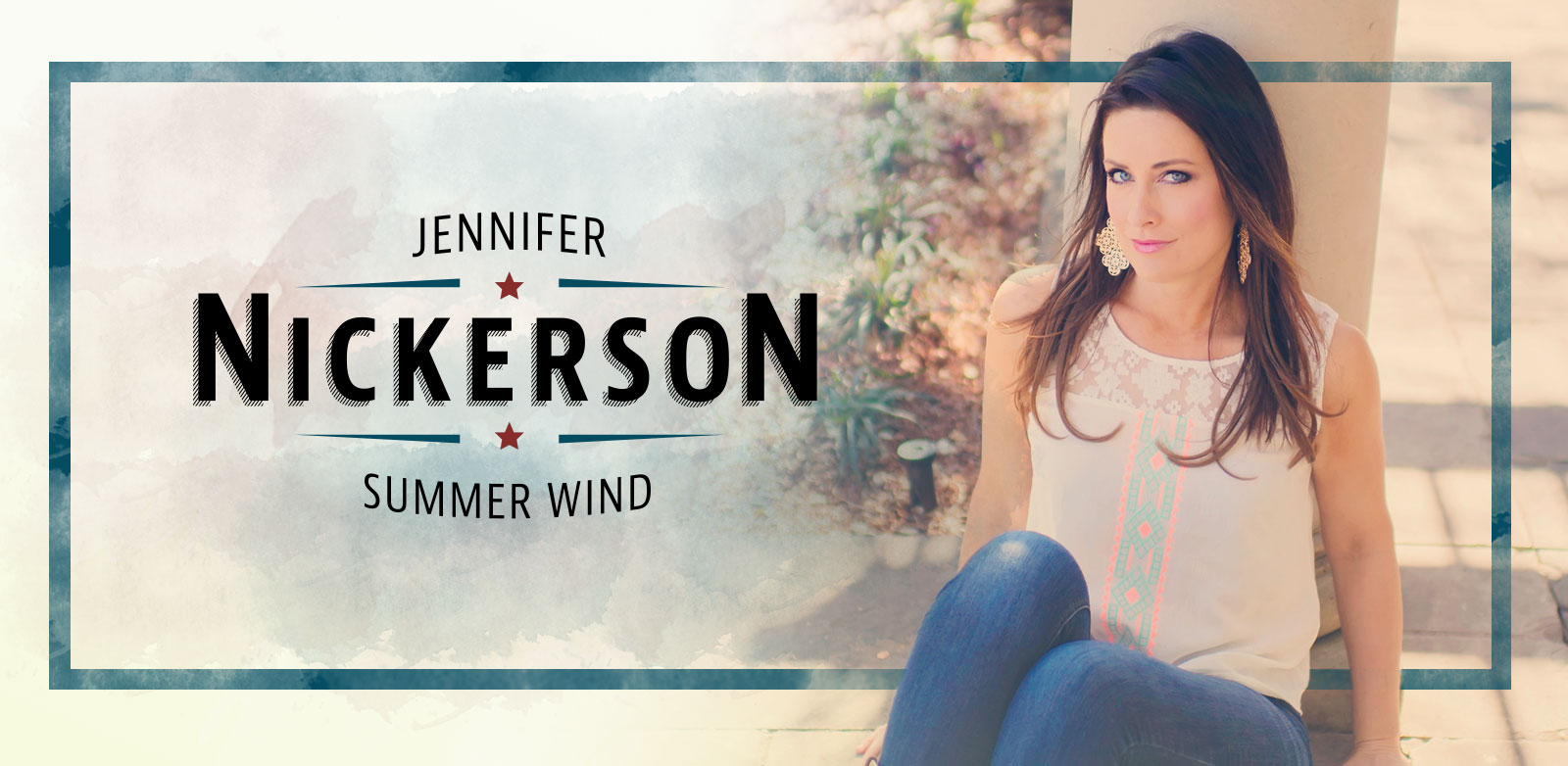Jennifer Nickerson - Summer Wind